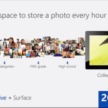 Microsoft propose 200 Go sur SkyDrive pour 77 euros par an