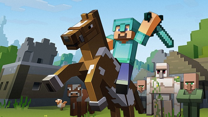 Microsoft utilise Minecraft pour enseigner l