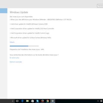 Les pilotes fraîchement libérés pour les périphériques Surface de Microsoft sont à l'origine de problèmes