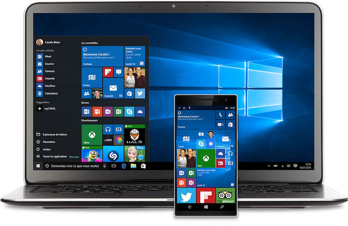 Prêt ou non, voici Windows 10 ! Microsoft recommande son OS