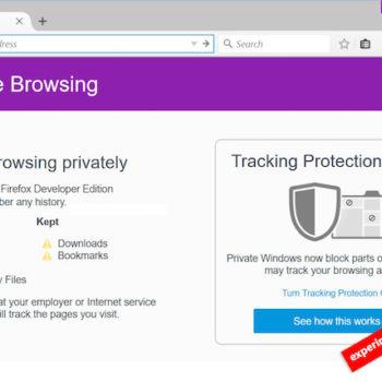 Mozilla pourrait rendre la navigation privée de Firefox encore plus privé