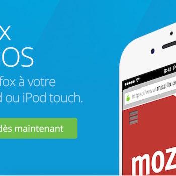 Mozilla renforce la sécurité sur Firefox pour iOS