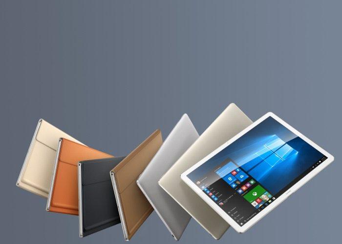 MWC 2016 : Huawei dévoile la tablette 2-en-1 MateBook sous Windows