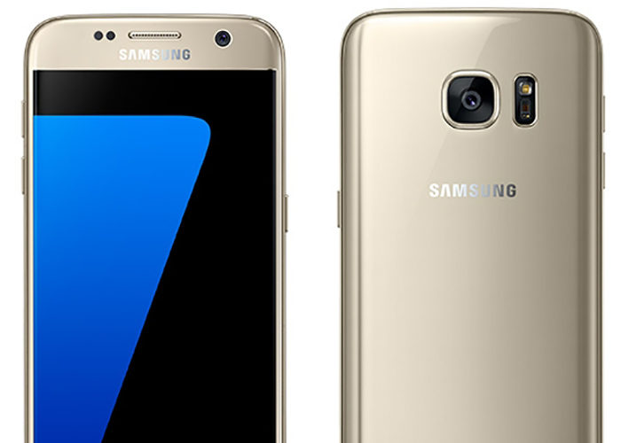MWC 2016 : Samsung lance le Galaxy S7