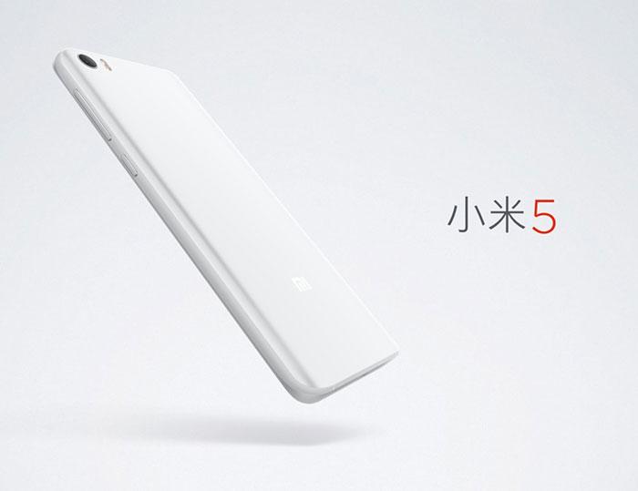 MWC 2016 : le Xiaomi Mi5 est un beau smartphone avec d