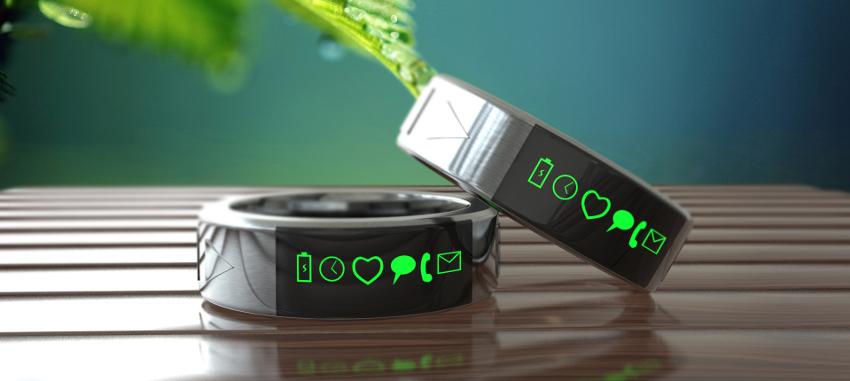 Ne faites pas encore la déclaration à votre petite amie ! La Smarty Ring arrive...