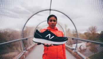New Balance dévoile sa première chaussure imprimée en 3D