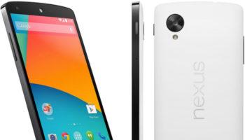 On attend le successeur du Nexus 5