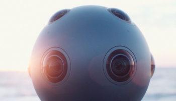 Capturez votre propre réalité virtuelle avec la caméra OZO de Nokia