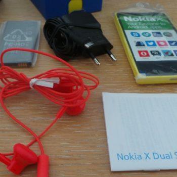 Accessoires du Nokia X