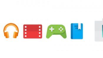 Google Play : anciennes icônes