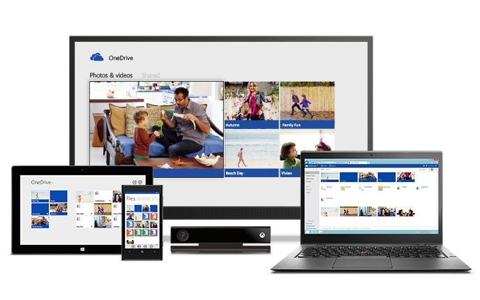 OneDrive est officiellement là, avec de nouvelles fonctionnalités