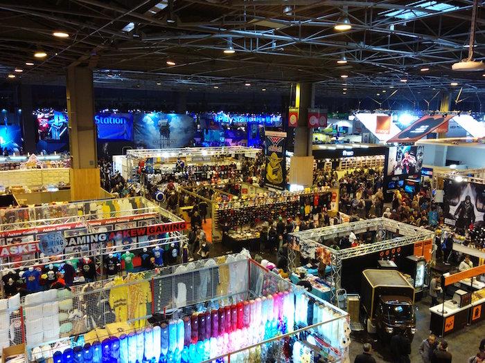 Paris games week 2015 le grand salon du jeu vid o fran ais for Salon jeu video paris