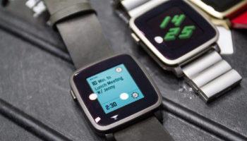 Pebble Time : la smartwatch commencera à être expédiée demain
