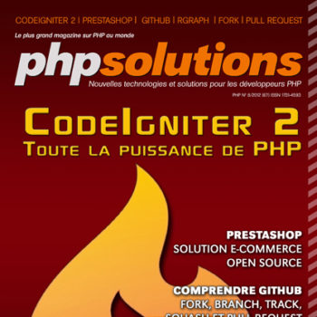 PHP Solutions – Août 2012 – CodeIgniter 2