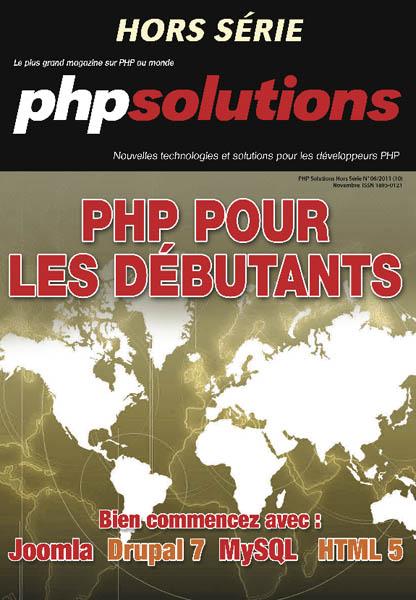 PHP Solutions : Hors-Série – PHP pour les débutants