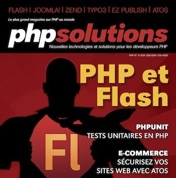 PHP Solutions – Novembre 2011 – Interactions entre Flash et PHP