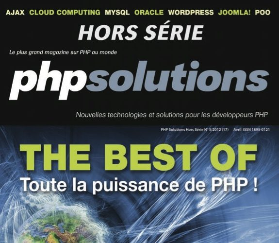 PHP Solutions – The Best Of PHP Solutions