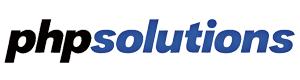 PHP Solutions : Votre magazine devient payant à partir du 24 mai ! – Logo