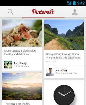 Pinterest lance les applications iPad et Android – Pinterest sur iPad