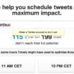 Planifiez vos tweeds avec Timely – Analyse de l