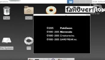 La PlayStation 4 a été hacké pour faire tourner Linux