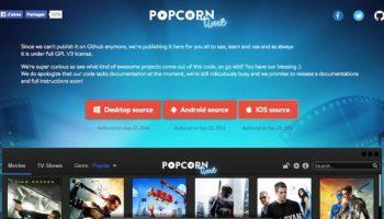 Popcorn Time arrive finalement sur iOS