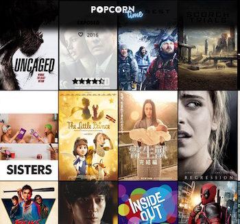 Popcorn Time, le Netflix des torrents, renaît dans votre navigateur