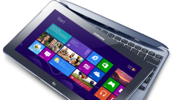 Prise en main du ATIV Smart PC, le dispositif hybride Samsung
