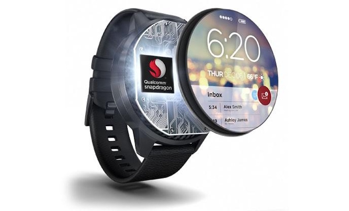 Qualcomm dévoile le processeur Snapdragon Wear 2100 pour les smartwatches
