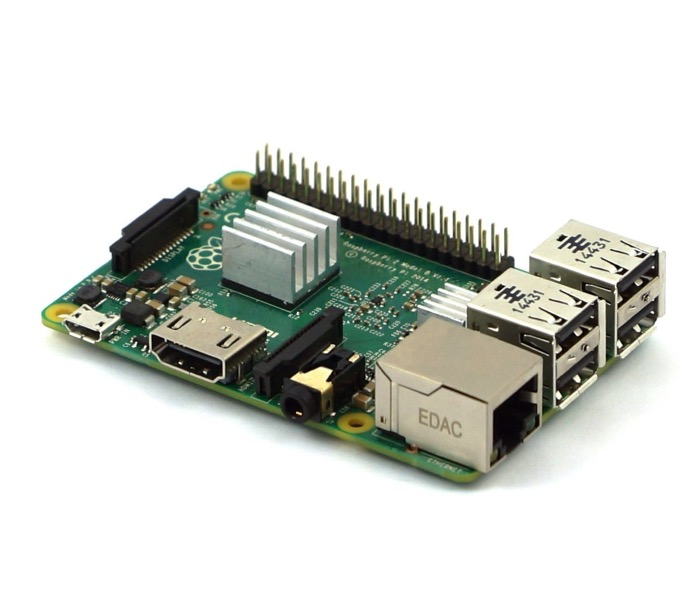 Raspberry Pi 3 a un problème de surchauffe, la solution vous coûtera 5 dollars