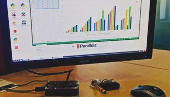 Raspberry Pi : un support à Parallels 2X
