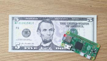 Raspberry Pi Zero : la totalité vendue en seulement 24 heures