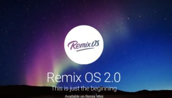 Jide lance la version bêta de Remix OS, avec une mise à jour over-the-air