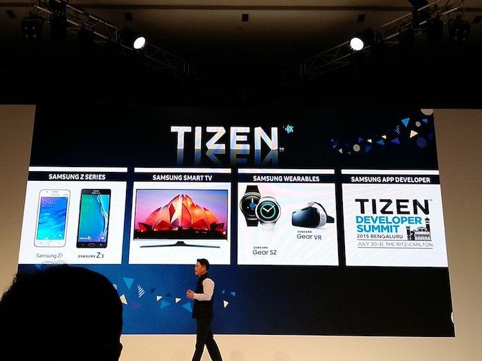 Samsung a vendu 3 millions de smartphones sous Tizen en 2015