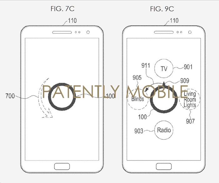 Samsung prête à lancer une bague connectée ?