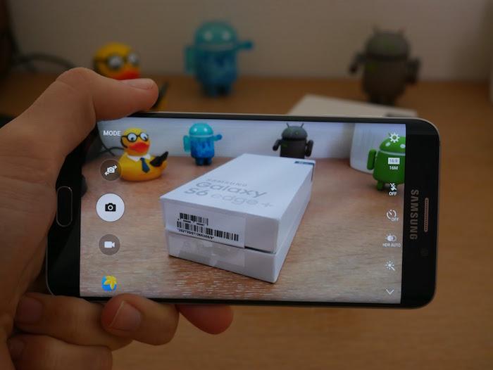Le Galaxy S7 de Samsung fait son apparition sur AnTuTu