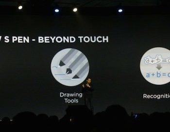 Samsung présente le