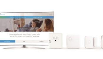 Les Smart TV 2016 de Samsung prêts à contrôler votre maison