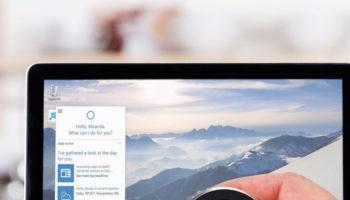 Accéder à Cortana avec une simple pression sur un bouton