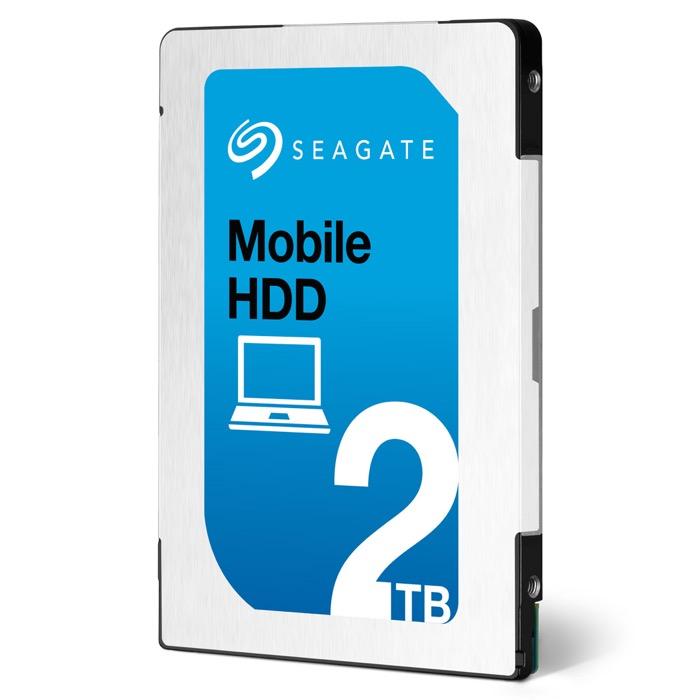 Seagate vend un nouveau disque dur mécanique ultra-mince de 2 To