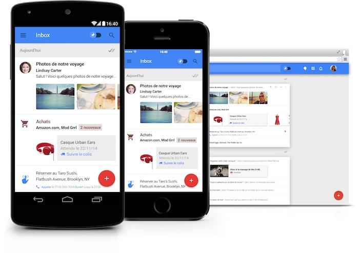 Simplifier votre vie avec Google Inbox