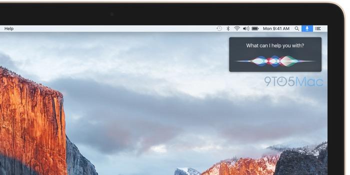 Siri pourrait enfin arriver sur OS X 10.12 Fuji