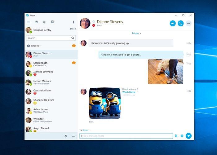 Microsoft est sur le point de radicalement changer Skype
