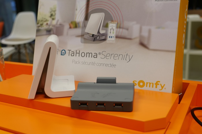 Somfy TaHoma Serenity : un pack complet à 799 euros