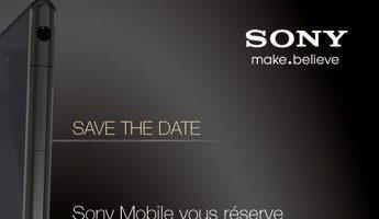 Sony Xperia Z Ultra (Togari) pourrait être dévoilé à Paris le 4 juillet