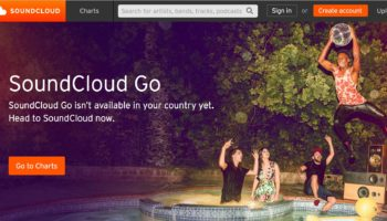 SoundCloud lance officiellement son service d