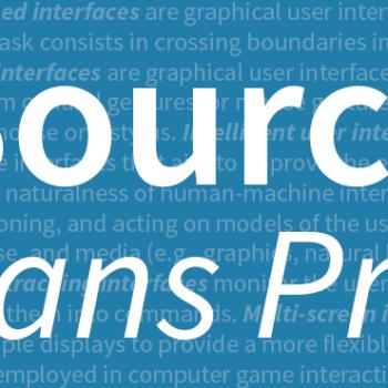 Source Code Pro : de nouvelles polices provenant d