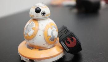 Le Sphero Force Band permet de contrôler votre BB-8 comme un Jedi