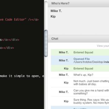 Squad : un éditeur de code collaboratif qui peut être utilisé en classe – Collaborer avec les autres en temps réel